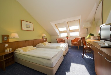 Cost-friendly Studio room - Hotel Aquarell Cegléd