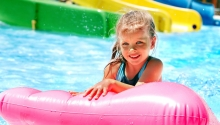 3 Nights summer holiday in Aquarell Hotel Aquarell