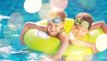 5 Nights summer holiday in Aquarell Hotel Aquarell